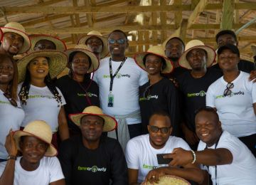 Farmcrowdy Launches National Digital Agriculture Day in Nigeria