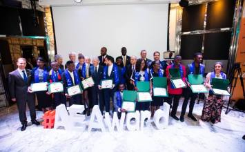 AkooBooks Audio And Neat Eco Foods Win Big at the African Entrepreneurship Award Morocco
