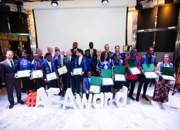 AkooBooks Audio And Neat Eco Foods Win Big at the African Entrepreneurship Award Morocco