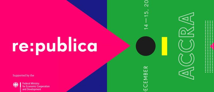 Next Level: re:publica, Europe's Largest Conference On Digital and Social Topics, Is Going To Accra, Ghana