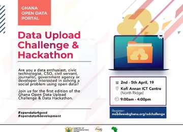 Mobile Web Ghana Data Upload Challenge And Hackathon Event