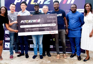 Truckrtech Wins 2019 Editon Of TechCircle Pitch2Win Competition
