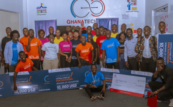 Ghana Tech Lab Awards $100,000 to Young Ghanaians In Their First Mobile App Hackathon