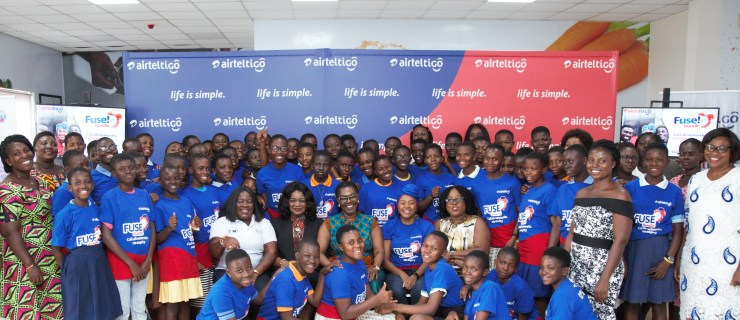 AirtelTigo Partners With Ministry of Communications To Mentor Young 'Girls In ICT'