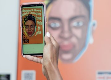 Augmented Reality Art Show Launches to Champion Africa's Tech Leaders