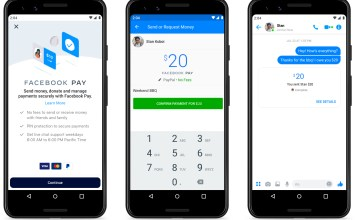"Facebook Launches ""Facebook Pay"" For WhatsApp, Instagram and Messenger"
