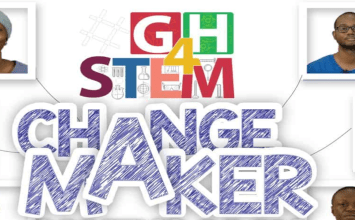 Meet GH4STEM 100 Changemaker: Dr. Thomas Tagoe, GHScientific