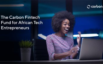 "Carbon Launches ""Disrupt Fund"", A $100,000 Entrepreneurship Fund For African startups"