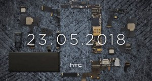 HTC to introduce its new Android flagship Smartphone on May 23rd, 2018