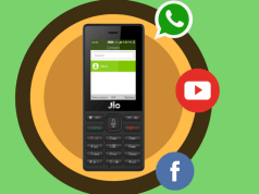 JioPhone Users Can Install WhatsApp
