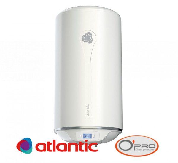 бойлер с интелигентно smart управление Atlantic Ingenio 80 литра