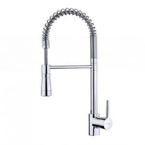 смесител душ с 2 вида струи на водата въртящ се чучур хром ARES K 939