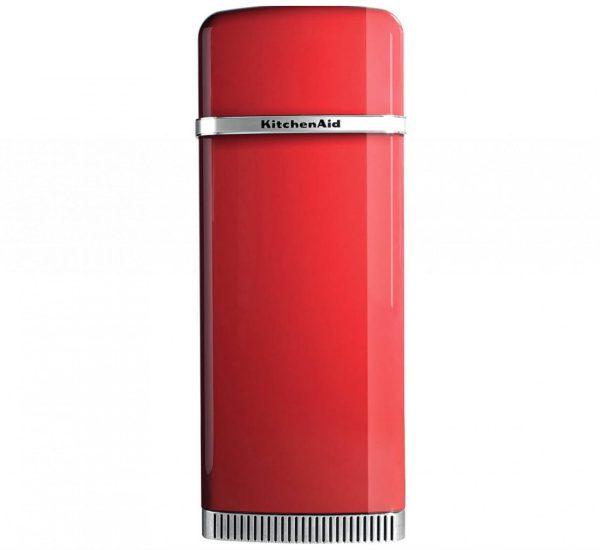 KitchenAid Свободностоящ хладилник KitchenAid Iconic KCFME 60150R А в 150см 205 20л 3