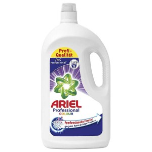 Techen perilen preparat Ariel Colour Professional za cvetno prane 70