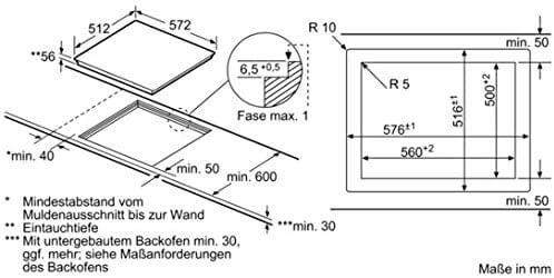 indukcionnen plot siemens eu601feb2e stuklokeramichen 60 sm 5