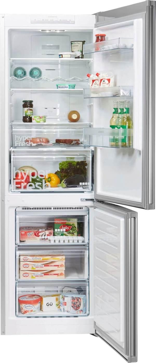 hladilnik s frizer siemens kg36nvleb no frost hyperfresh super cool 2