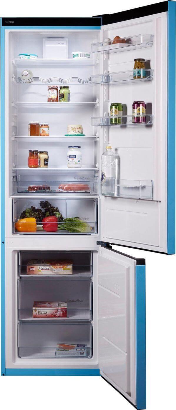 hladilnik s frizer za vgrajdane gorenje k8990dbl 185sm nofrost multiflow 2
