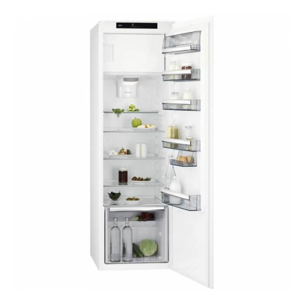 hladilnik za vgrazhdane aeg sfe818f1ds s edna vrata vtreshna kamera 288l v 177 2sm 1