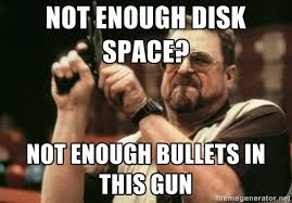 Formatting Disk Managment