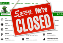 DMOZ Closed