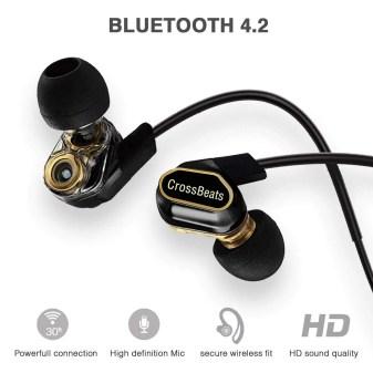 CrossBeats FUSION Bluetooth Headset