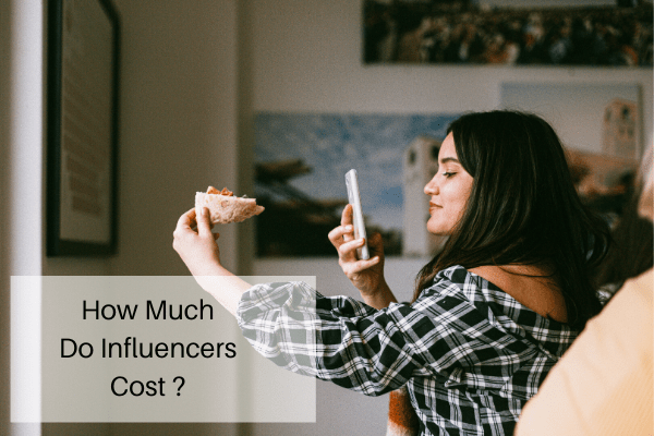 How Much do Influencers Cost?