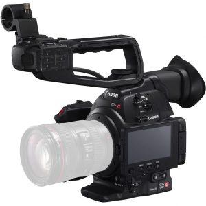 Canon EOS C100 Mark II Cinema EOS Camera (Body Only)
