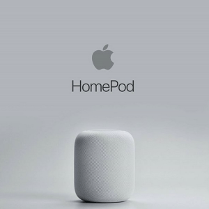 HomePod Wireless Speaker with Siri