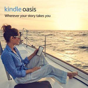 Amazon Kindle Oasis E-reader