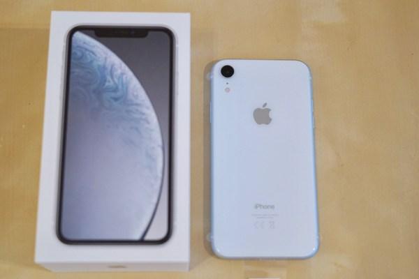 iPhone 6s からiPhone XRに乗り替えて2週間後に感じること