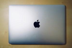 【連載】MacBook(12inch 2016 シルバー 中古)を購入しました。
