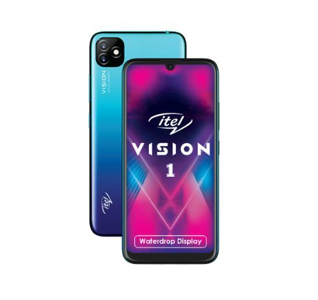 itel launches its new smartphone Vision 1 at Rs. 5499/- Technuter