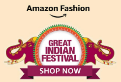 Amazon Fashion Amazon Great Indian Festival 2020