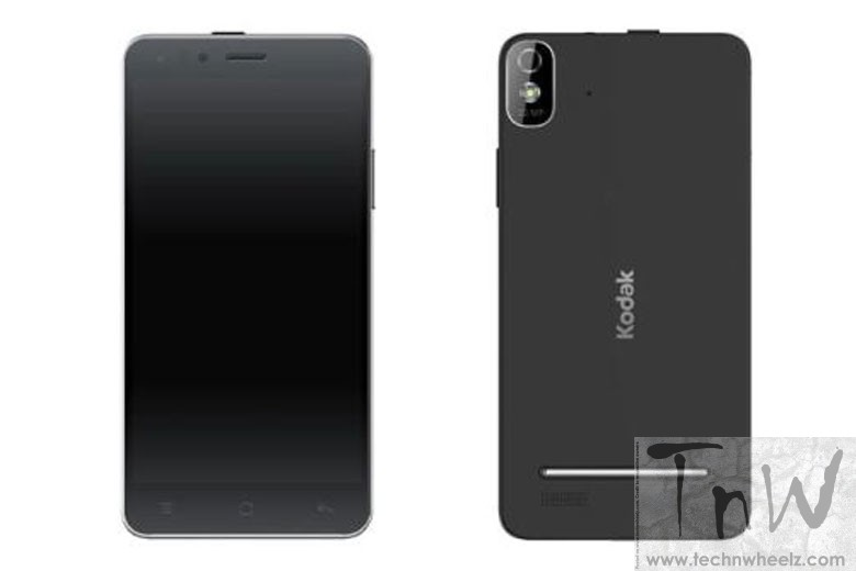Kodak's first Android smartphone- the IM5 launched