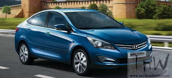 2015 Hyundai Verna facelift launching next month
