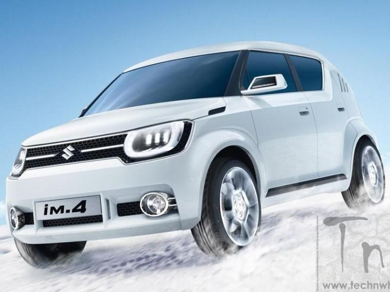 2015 Geneva: iM-4 – SUZUKI'S NEW MINI 4X4 CONCEPT unveiled