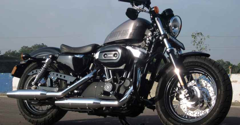 Image Gallery: Harley-Davidson Forty-Eight