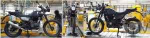 Spy Pics: Royal Enfield Himalayan scrambler-styled motorcycle