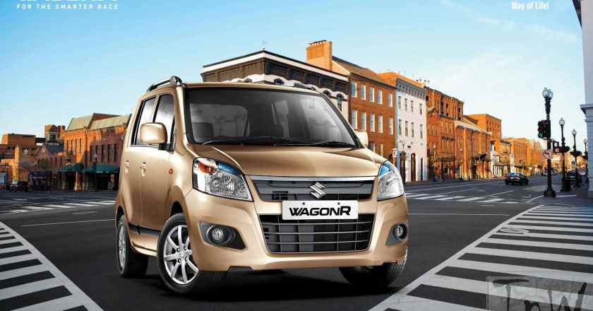 Maruti Suzuki WagonR with AMT launch this Nov. Price hike by 50k