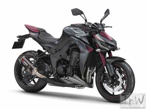 Kawasaki Special Z1000 'Sugomi Editions'