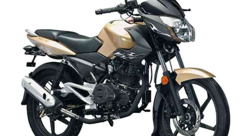 Bajaj Pulsar 135 LS clone Berang Motorcycle BRG150-9