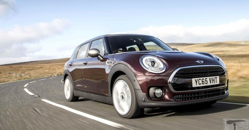 Mini unveils the Cooper D Clubman