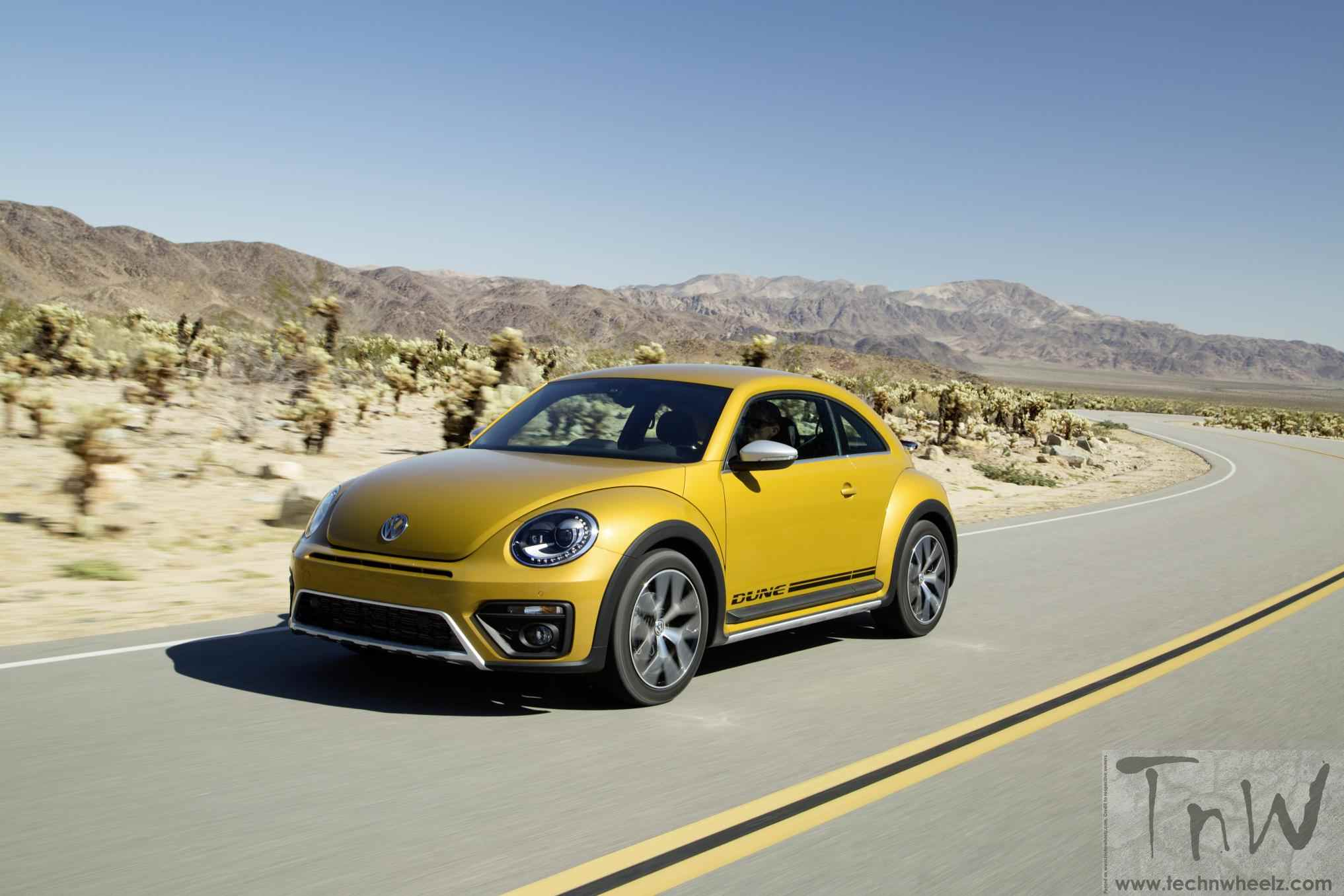 volkswagen unveils the beetle dune and beetle dune cabriolet southern torque masters. Black Bedroom Furniture Sets. Home Design Ideas