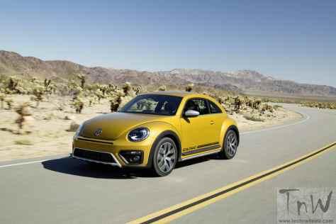 The new Volkswagen Beetle Dune 1