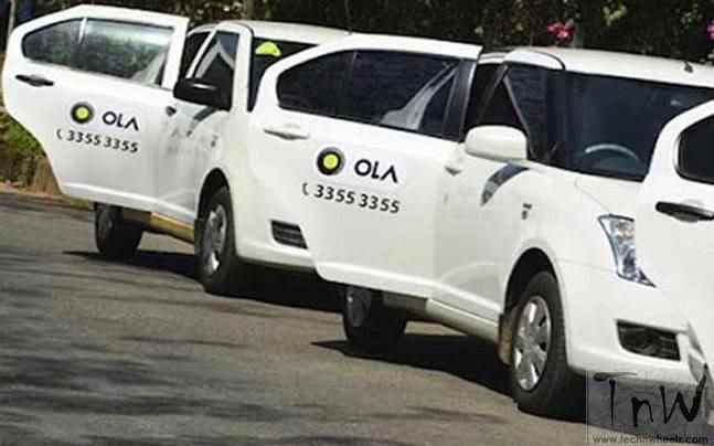 Ola launches Ola Money app for mobile recharges and transfers