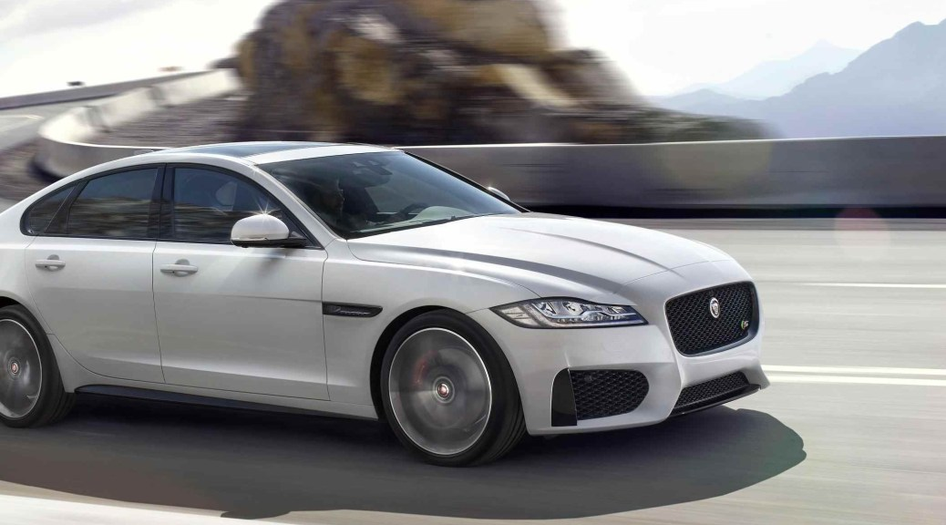 Jaguar Xe And Xf Achieve 5 Star Euro Ncap Safety Rating Videos