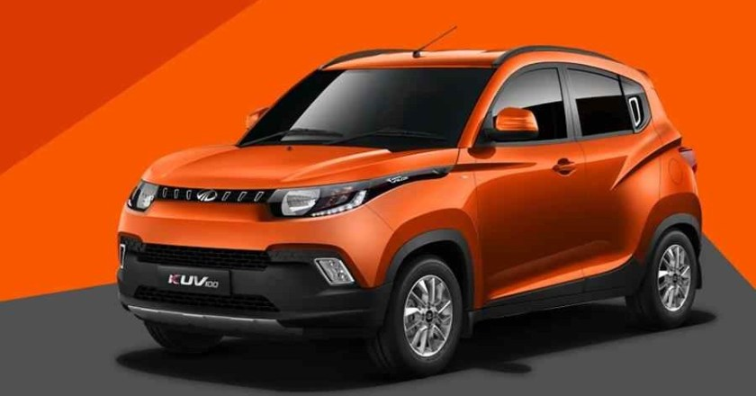 Mahindra KUV100 unveiled. On sale from 15 Jan. Hatchbacks lookout !!