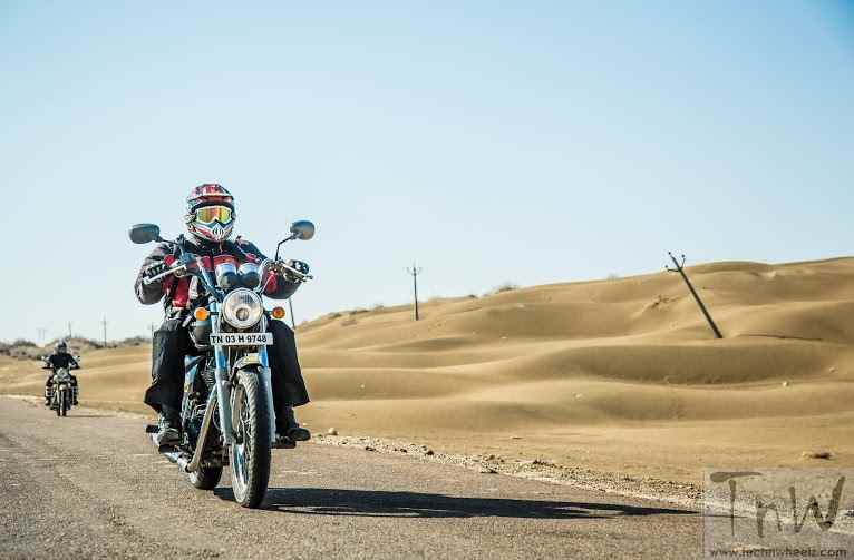 Royal Enfield's Tour of Rajasthan- fifth edition to commence from Dec 12th