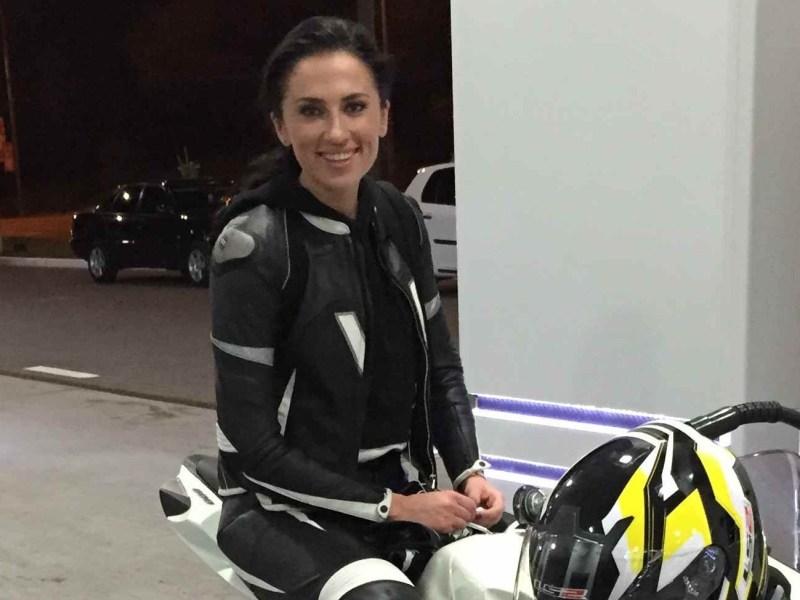 World Women Riders: Viktoria from Kiev, Ukraine