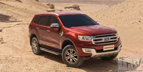 Ford Endeavour (4)